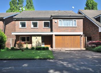 Thumbnail 5 bed detached house for sale in Acorn Close, Chislehurst, Kent
