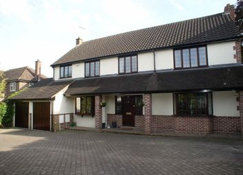 Thumbnail 4 bedroom detached house for sale in Rosehill Close, Hoddesdon