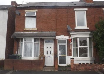 Thumbnail 3 bedroom terraced house for sale in Essex Street, Walsall, West Midlands