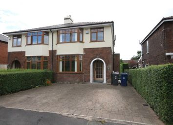 Thumbnail 3 bed semi-detached house for sale in Clovelly Drive, Penwortham, Preston