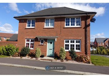 Thumbnail 3 bed detached house to rent in Knight Avenue, Buckshaw Village, Chorley