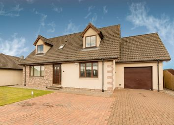 Thumbnail 3 bed detached house for sale in Druids Park, Murthly, Perth