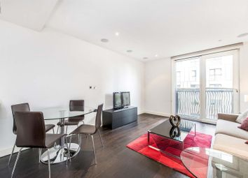 Thumbnail 1 bed flat to rent in Bramah House, 9 Gatliff Road, Grosvenor Waterside, Chelsea