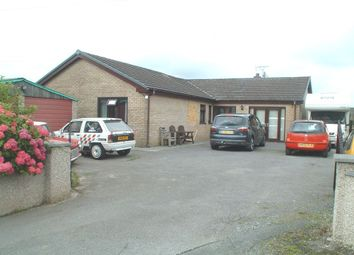 Thumbnail 4 bed detached bungalow for sale in Felinfach, Lampeter