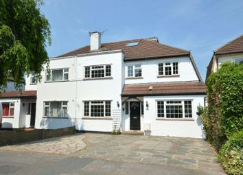 Thumbnail 5 bedroom semi-detached house to rent in Grafton Road, Worcester Park