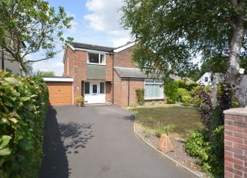 Thumbnail 5 bed detached house for sale in Corfe Way, Broadstone