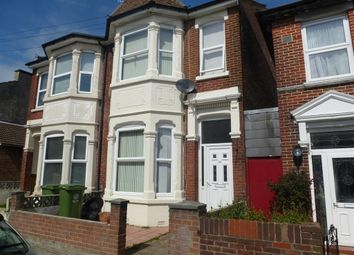 Thumbnail 1 bed property to rent in Queens Road, Portsmouth
