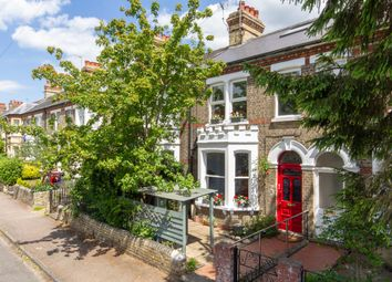 Thumbnail 5 bedroom terraced house for sale in Kimberley Road, Cambridge