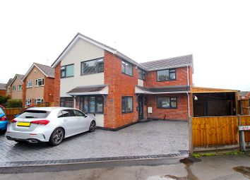 4 bed detached house for sale in Groby Road, Ratby, Leicester LE6