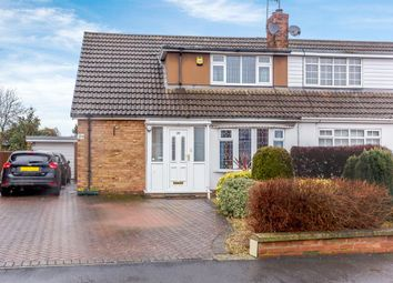 Thumbnail 3 bed semi-detached house for sale in Calcaria Crescent, Tadcaster