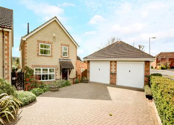 Thumbnail 4 bed detached house for sale in College Fields, Marlborough, Wiltshire