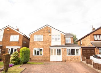 Thumbnail 4 bed detached house for sale in Devonshire Drive, Worsley