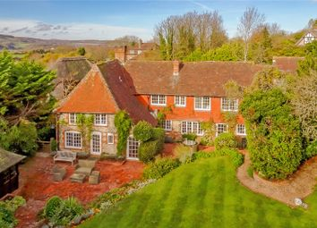 Thumbnail 6 bed detached house for sale in Wepham, Arundel, West Sussex