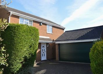 Thumbnail 4 bedroom detached house to rent in Ibstock Close, Off Billing Lane, Northampton