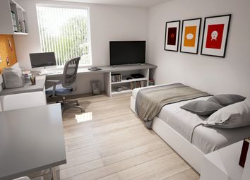 Thumbnail 1 bed flat for sale in Garstang Road, Preston