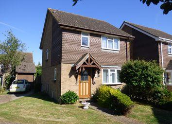3 bed link-detached house for sale in Munmere Way, Rustington, Littlehampton BN16