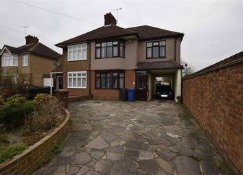 Thumbnail 3 bed semi-detached house for sale in Long Lane, Grays, Essex
