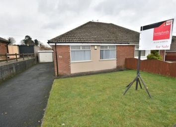 Thumbnail 2 bed bungalow for sale in Haslingden Road, Royal Blackburn, Blackburn, Lancashire