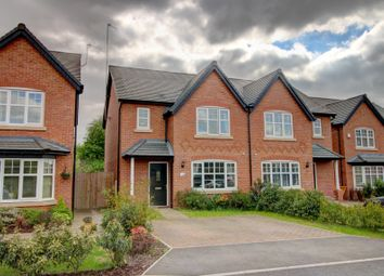 Thumbnail 3 bed semi-detached house for sale in Georges Place, Beeston, Tarporley
