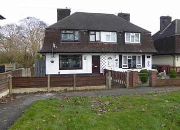 Thumbnail 3 bedroom semi-detached house to rent in Sale Road, Wythenshawe, Manchester