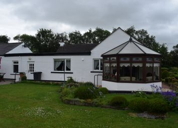 Thumbnail 3 bed detached bungalow for sale in 11 Maxwelltown Station Road, Dumfries