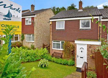 Thumbnail 3 bed end terrace house for sale in Ridgeway, Pembury, Tunbridge Wells, Kent