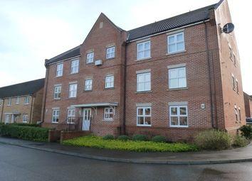 Thumbnail 2 bedroom flat to rent in Harris Way, North Baddesley, Southampton