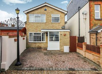 Thumbnail 4 bed detached house for sale in Century Road, Hoddesdon, Herts