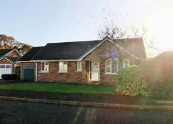 Thumbnail 3 bed detached bungalow for sale in Willow Grove, Dumfries