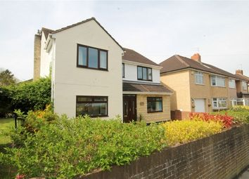 Thumbnail 4 bed detached house for sale in Dryleaze Road, Stapleton, Bristol