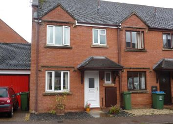 Thumbnail 3 bed end terrace house to rent in Fishers Field, Buckingham, Bucks