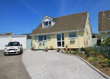 Thumbnail 4 bed detached house for sale in Tregarrick Way, Pelynt