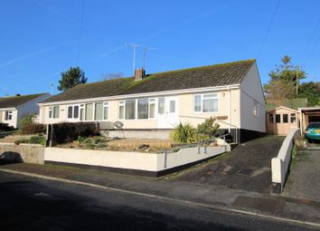 Thumbnail 2 bed semi-detached bungalow for sale in Manor Crescent, Falmouth