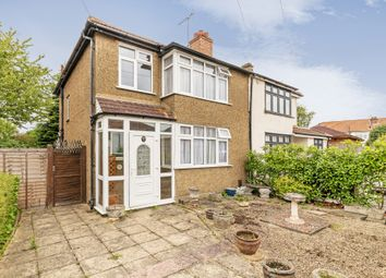 Thumbnail 3 bed semi-detached house for sale in Caenwood Road, Ashtead