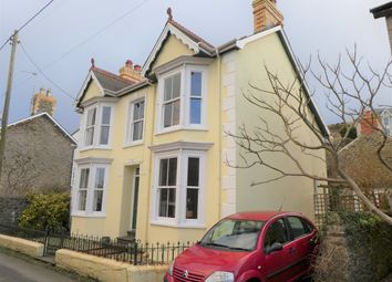 Thumbnail 6 bed detached house for sale in Aberarth, Aberaeron