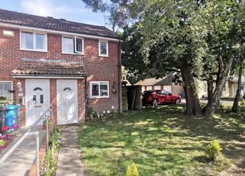 Thumbnail 2 bed end terrace house for sale in Creekmoor, Poole, Dorset