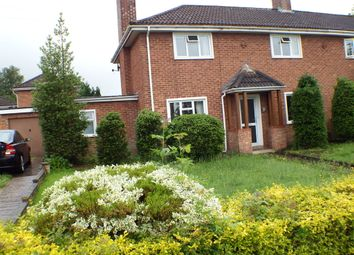 Thumbnail 3 bed semi-detached house to rent in Hillwood Lane, Warminster