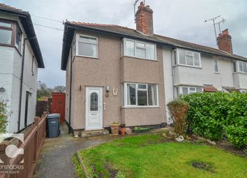 Thumbnail 2 bed semi-detached house to rent in Moorfield Drive, Parkgate, Neston, Cheshire