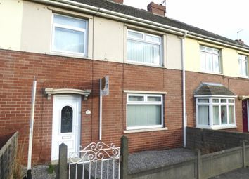 Thumbnail 3 bed terraced house to rent in Pennine Avenue, Chester Le Street