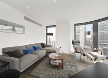 Thumbnail 2 bed flat to rent in Chronicle Tower, Lexicon, City Road, London