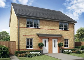 "Thumbnail 2 bedroom semi-detached house for sale in ""Kenley"" at St. Benedicts Way, Ryhope, Sunderland"