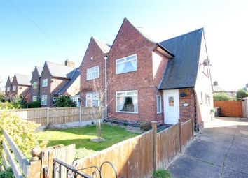 Thumbnail 3 bedroom semi-detached house for sale in Redhill Road, Arnold, Nottingham