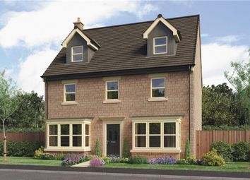 "Thumbnail 5 bed detached house for sale in ""Huxley"" at Grove Road, Boston Spa, Wetherby"