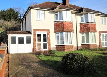 Thumbnail 3 bedroom semi-detached house for sale in Silverdale Road, Earley, Reading