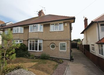 Thumbnail 3 bed semi-detached house for sale in Wynstay Road, Meols, Wirral