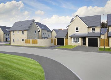 "Thumbnail 4 bed detached house for sale in ""Guisborough I"" at Hayfield Road, Chapel En Le Frith, High Peak"