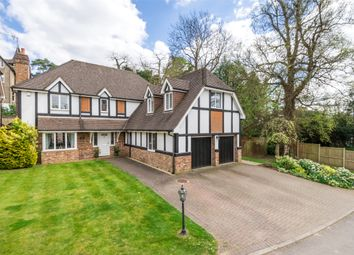 Thumbnail 5 bed detached house for sale in Raglan Road, Reigate, Surrey