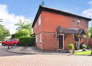 Thumbnail 1 bed end terrace house for sale in Leith View, North Holmwood, Dorking, Surrey