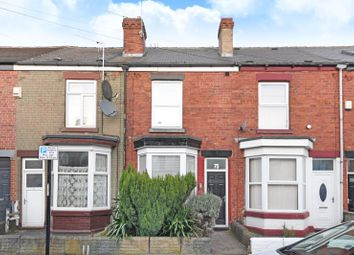 Thumbnail 3 bed terraced house for sale in Charlotte Road, Sheffield