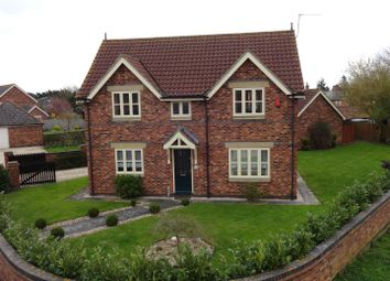 Thumbnail 3 bedroom detached house for sale in Saddlers Close, Osbournby, Sleaford